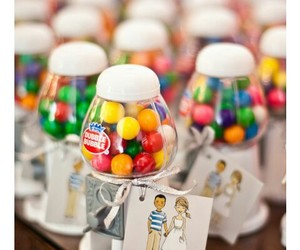 wedding, candy, and party image