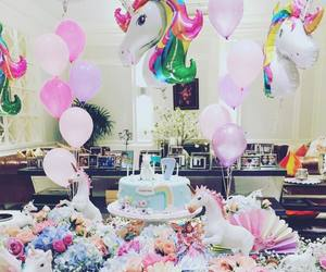 balloons and pony image