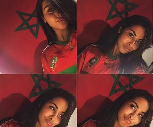 moroccan, girls, and make up image