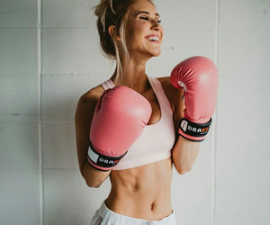 aesthetic, quotes, and fitness image