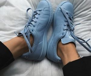 kicks, addias, and shoes image