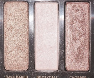 palette, beauty, and eyeshadow image