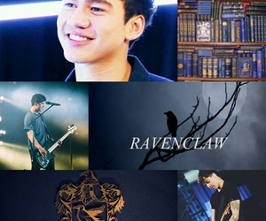 harrypotter, calumhood, and revenclaw image