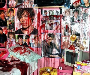 blood, zac efron, and murder image
