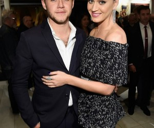 niall horan, katy perry, and one direction image
