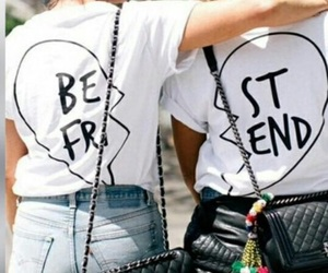 best friends, 💗, and 👭 image