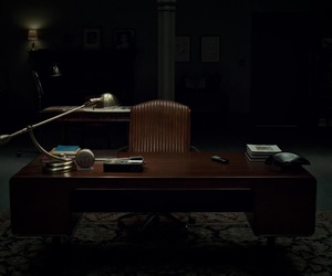 aesthetic, hannibal, and office image