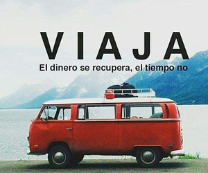 travel, frases, and tiempo image
