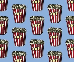 cartoon, food, and Pop cOrn image