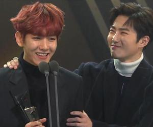 aaa, exo, and baekhyun image