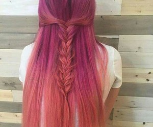 hair, color, and girl image