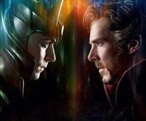 doctor, Marvel, and strange image
