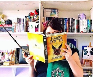 book, fantastic, and harry potter image