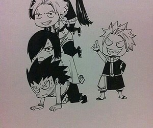 fairy tail, Rogue, and sting image