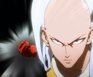 one punch man and anime image