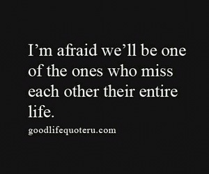 forever, miss, and quote image