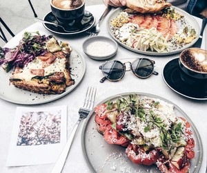 breakfast, coffee, and brunch image