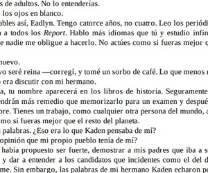 frases, the heir, and wattpad image