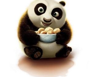 panda, animal, and kung fu panda image