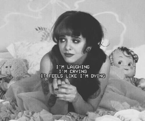 melanie martinez, pity party, and cry baby image