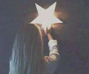 girl and star image
