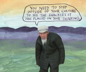 art, culture, and michael lipsey image