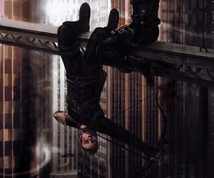 hawkeye and winter soldier image