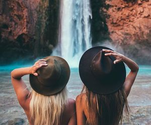 friends, girls, and photography image