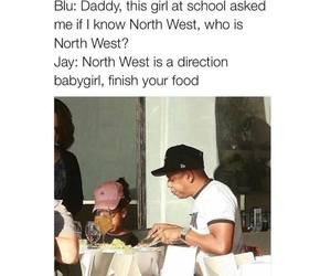 funny, jokes, and north west image