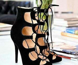 fashion, girl stuff, and heels image