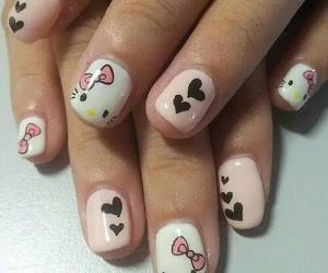 nails, unhas, and nails art image