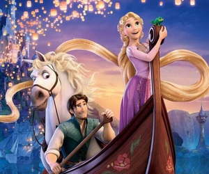 tangled and disney image
