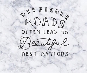 quote and marble image