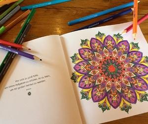 Buddha, colors, and diy image