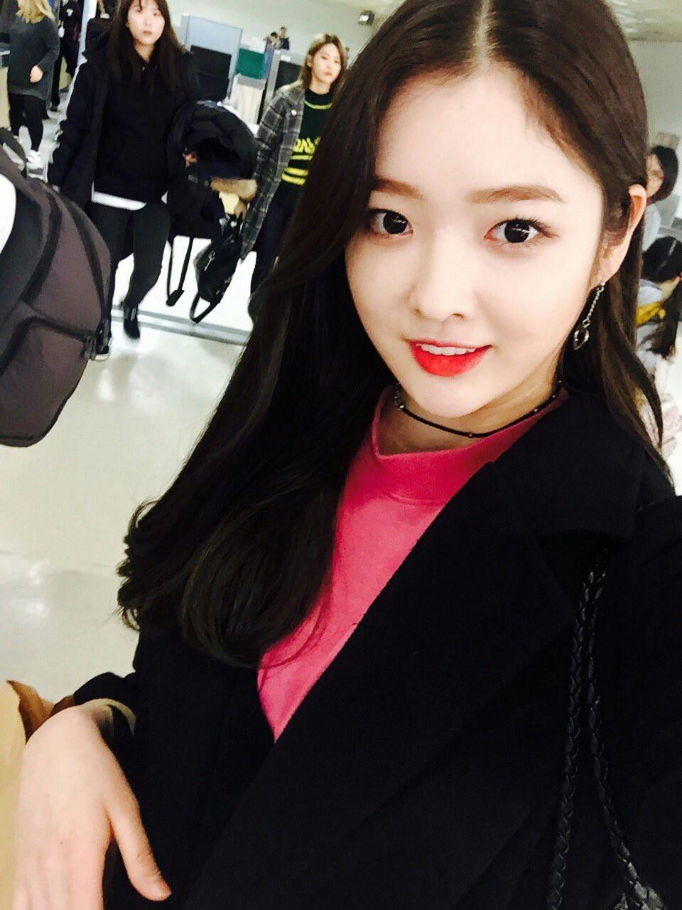 Ahn Eunjin Dia Eun Jin Wwwtollebildcom