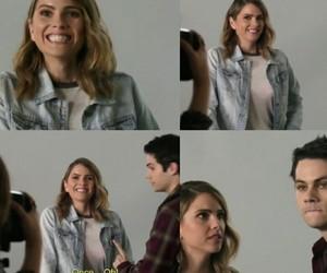 funny, teen wolf, and season 6 image