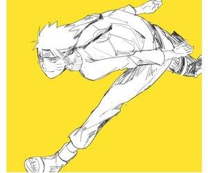 anime, chico, and naruto image