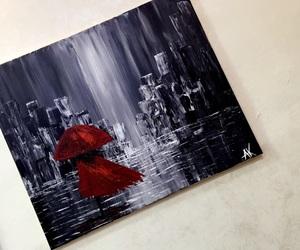acrylic, art, and canvas image