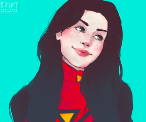Marvel, spider-woman, and jessica drew image