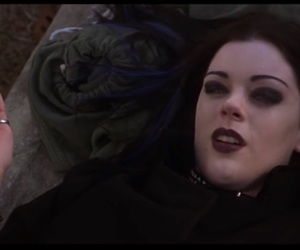 blue hair, book of shadows, and the blair witch project image