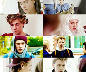 best friends, boys, and skam image