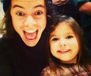 kids, Harry Styles, and lovely image