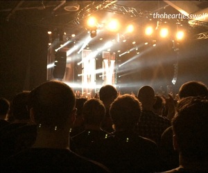 amazing, concert, and suicide image