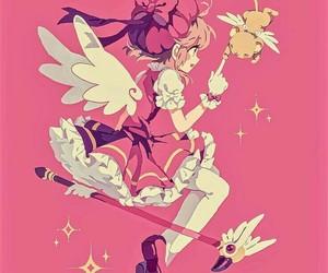sakura card captor, anime, and anime girl image