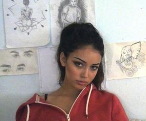 girl, beauty, and cindy kimberly image