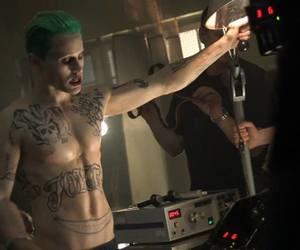 jared leto, joker, and movie image