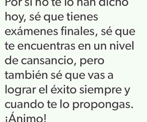 animo, black and white, and frases image