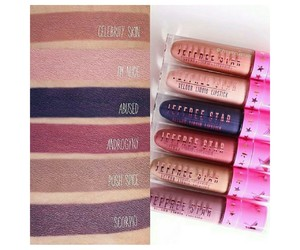 jeffree star, Lipsticks, and makeup image