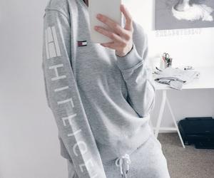 asos, Calvin Klein, and grey image