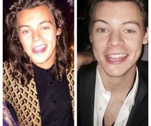 Harry Styles, bad boy, and style image